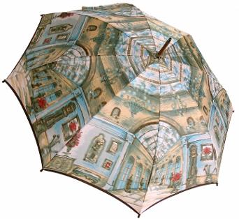 ほぐし織 長傘